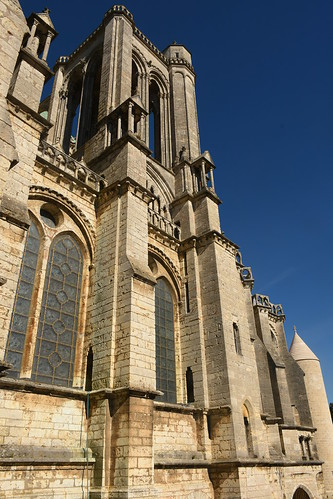 Chartres Cathedral Tower 4