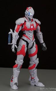 Model Principle Ultraman 21 by Judson Weinsheimer