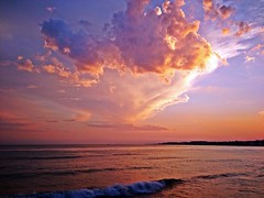 Colores del atardecer (Antonio Chacon) Tags: andalucia atardecer marbella málaga mar mediterráneo costadelsol cielo españa spain sunset