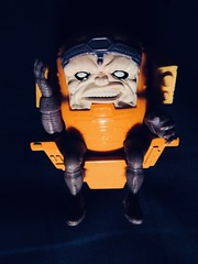 MODOK - AKA - Mental / Organism / Designed / Only (for) / Killing 4454A (Brechtbug) Tags: modok an acronym for mental mobile mechanized organism designed only killing is name different fictional super villains appearing american comic books published by marvel comics first appeared title tales suspense 93 – 94 september october 1967 became recurring foe superhero captain america where he was created jack kirby maybe stan lee action figure 2018 nyc
