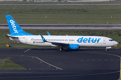 Corendon Airlines  Boeing 737-8S3 TC-TJJ (widebodies) Tags: düsseldorf dus eddl widebody widebodies plane aircraft flughafen airport flugzeug flugzeugbilder corendon airlines boeing 7378s3 tctjj