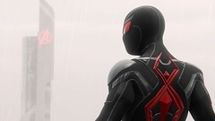 """""""This is my chance to prove myself."""" (Xenolith3D) Tags: spiderman spidermanps4 peterparker spidey avengers photomode virtualphotography hd 4k ps4 screenshot gamephotography ps4share filter playstation art digitalart game gameart gamescreenshot superhero marvel marvelcomic comic videogame sky newyork avengertower comics"""