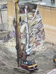 Building Collapse (albireo 2006) Tags: failedfoundations structuralfailure buildingcollapse malta disaster collapse