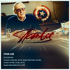 POSTER (Gray_School) Tags: characters greyschool stanley stanlee creater publisher writer legend