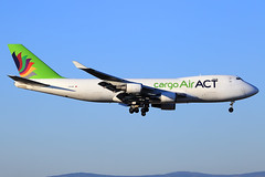 ACT Cargo  Boeing 747-428(ER/F) TC-ACR (widebodies) Tags: frankfurt main fra eddf widebody widebodies plane aircraft flughafen airport flugzeug flugzeugbilder act cargo boeing 747428erf tcacr