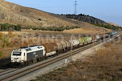 Sorpresa con Gachas (Mariano Alvaro) Tags: tren mercancias renfe cisternas butadieno ciempozuelos