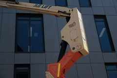 [] (jhnmccrmck) Tags: window crane minimalism urban xt1 fujifilm classicchrome windsor victoria melbourne