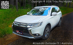 Mitsubishi Outlander 5   Australia (Trieu Phu Nguyen) Tags: mit mitsubishi cars outlander 2017 2018 asx fast slow four wheel drive 4wd offroad dirt mud shiny white pearl silver red blue rims 18 19 20 inches inch tough strong weak grill tint tinted windows australia number plates unique special travel fantastics wow love muscles
