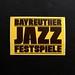 BAYREUTHER JAZZ FESTSPIELE