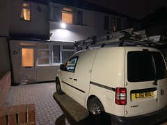 "Hikvision Turbo HD DVR and Camera with Flood lights supplied and Installed in Westdrayton, Middlesex. • <a style=""font-size:0.8em;"" href=""http://www.flickr.com/photos/161212411@N07/46215639952/"" target=""_blank"">View on Flickr</a>"