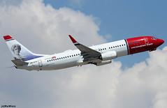Norwegian Air Shuttle Boeing 737-8JP(wl) LN-DYV / BCN (RuWe71) Tags: norwegianairshuttle dynax norshuttle norwegian norway oslo boeing boeing737 b737 b738 b737800 b737800wl b7378jp b7378jpwl boeing737800 boeing737800wl boeing7378jp boeing7378jpwl boeing737ng boeing737nextgen lndyv cn390093790 elsabeskow barcelonaairport barcelonaelprat barcelonaelpratairport elpratairport elpratdellobregat aeropuertodebarcelona bcn lebl narrowbody twinjet winglets