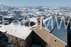 CittàCappuccini0227 (ercolegiardi) Tags: altreparolechiave castellism centropaese chiesa città conventocappuccini natura neve panorama sanquirino