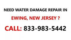 Water damage repair Ewing, New Jersey NJ #833-983-5442 (bennett.onmarket) Tags: water damage repair ewing new jersey nj 8339835442