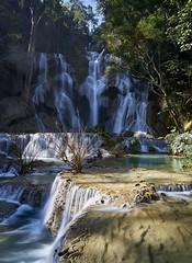 Kuang Si waterfall (Tom Helleboe) Tags: