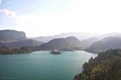 Bled. (Jurriaan Vogel) Tags: bled blejski grad otok blejsko jezero lake slovenia mountain nikon d7000 tamron 1750 jurriaan vogel photography