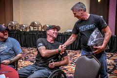 4 VCRTS 2018 Veterans Welcome Dinner Sean Mclain Brown, Rob Pinkham and Rich Neider SLP_5714.jpg