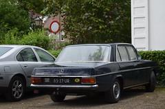 1973 Mercedes Benz 220D 85-27-UR (Stollie1) Tags: 1973 mercedes benz 220d 8527ur amerongen