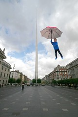 It's David Poppins! (DepictingPhotos) Tags: dublin levitation spires