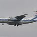 RA-76950 - 2005 build Ilyushin IL-76TD-90VD, on approach to Runway 23R at Manchester