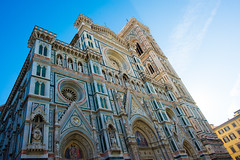 Duomo, Florence (ruerdl) Tags: nikon nikkor 24mm florence 24mmf14 f14 14mm d600 italy duomo bluesky
