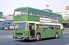 Eastern Scottish: LL98 (ULS98X) in Buchanan Bus Station, Glasgow (Mega Anorak) Tags: bus leyland olympian onlxb1r ecw easternscottish buchanan glasgow