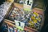 Tiny klompen... (Eric Flexyourhead) Tags: westerstraat westerstraatmarket jordaan amsterdam netherlands holland nederland city urban detail fragment market streetmarket souvenir souvenirs shoe shoes klompen woodenshoes clog clogs tiny small toy toys sonyalphaa7 zeisssonnartfe35mmf28za zeiss 35mmf28