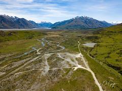 New Zealand (John De Gruyter Photography) Tags: fromtheair newzealand djimavic drone nz mountsunday mtsunday edoras