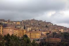 Perugia (Roberto Marinoni) Tags: perugia umbria città town vista view centrostorico oldtown bellitalia