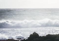P1080892 (mr. Wood) Tags: ep5 computar olympus cyprus paphos larnaca mediterranian waves sunset sea water sky