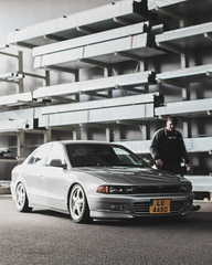 Canceled Meetup (StevenMarques) Tags: car carphotography nikon d3300 35mm metal grey meeting people portrait cars
