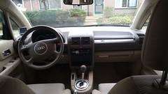 Audi A2 | 1.2 TDi | 8-KKV-56 (BasFeijen) Tags: audi a2 12 tdi 3l islandgrün 8kkv56 diesel german car