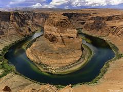 Horseshoe bend (Luis Llebrez) Tags: horseshoebend curva page arizona herradura río colorado eeuu