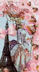 """Mange Cake"" (tishabiba) Tags: cake marieantoinette artphoto artwork perception illusion surrealism surreal surreale tish"