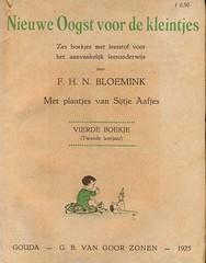 sijtje  Aafjes  Nieuwe oogst voor de kleintjes 1925, titelpg (janwillemsen) Tags: sijtjaafjes bookillustration 1925 schoolbook childrensbook