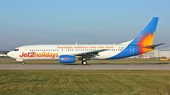 G-GDFJ (AnDyMHoLdEn) Tags: jet2 737 egcc airport manchester manchesterairport 23l