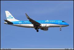 ERJ175 STD KLM Cityhopper PH-EXS 17000702 Frankfurt septembre 2018 (paulschaller67) Tags: erj175 std klm cityhopper phexs 17000702 frankfurt septembre 2018