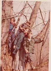 1977_04_Easter Blackwater Falls West Va. (Ken_Mayer) Tags: mayer family vinsonhallclearout