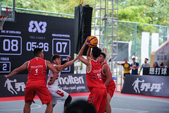 3x3 FISU World University League - 2018 Finals 357 (FISU Media) Tags: 3x3 basketball unihoops fisu world university league fiba
