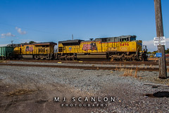 UP 8496 | EMD SD70ACe | UP Sargent Yard (M.J. Scanlon) Tags: ac45ccte business canon capture cargo commerce digital emd eos engine freight ge haul horsepower image impression landscape locomotive logistics mjscanlon mjscanlonphotography memphis merchandise mojo move mover moving outdoor outdoors perspective photo photograph photographer photography picture quadcopter rail railfan railfanning railroad railroader railway sd70ace scanlon steelwheels super tennessee track train trains transport transportation up up7515 up8496 upsargentyard unionpacific view wow ©mjscanlon ©mjscanlonphotography