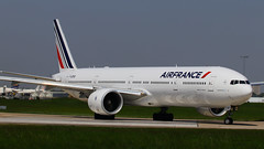 Boeing B777 ~ F-GZNO  Air France (Aero.passion DBC-1) Tags: spotting ory 2018 orly airport airlines airliner dbc1 david biscove aeropassion aircraft avion aviation plane boeing b777 ~ fgzno air france