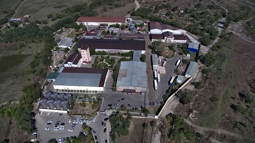 Kizlyar Brandy Factory ©  Kizlyar Brandy Factory
