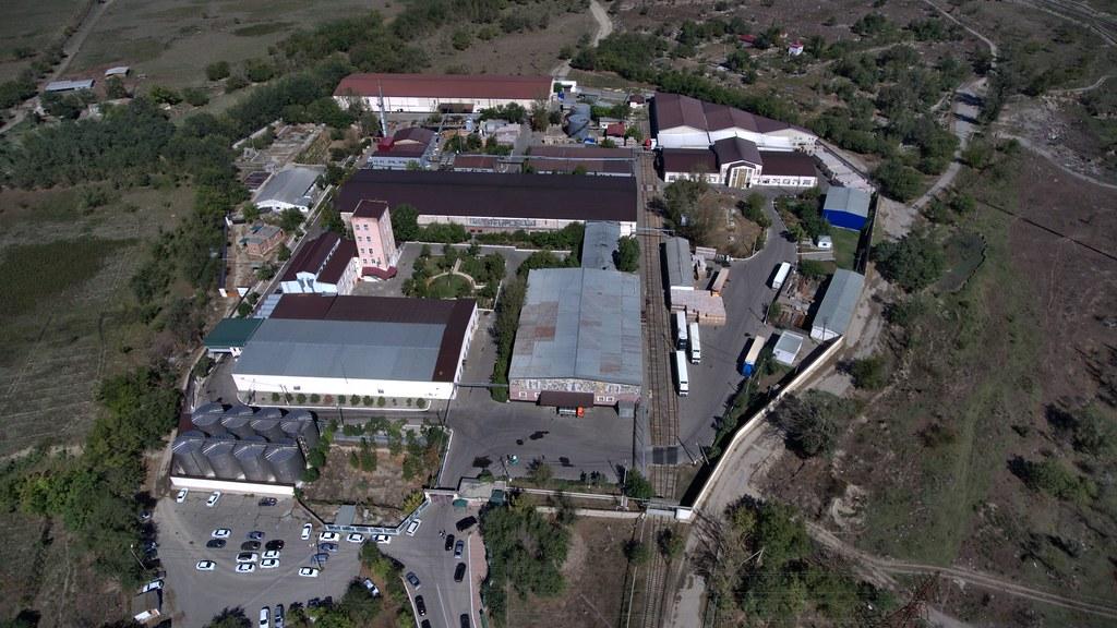 фото: Kizlyar Brandy Factory
