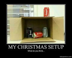 My Christmas Setup - Demotivational Poster (alsfakia) Tags: wisdom by alexandros g sfakianakis anapafseos 5 agios nikolaos 72100 crete greece 00302841026182 00306932607174 alsfakiagmailcom