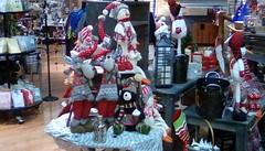 Winter stuffed animal display! (Maenette1) Tags: winter stuffed animal display jacksfreshmarket menominee uppermichigan flicker365 allthingsmichigan absolutemichigan projectmichigan