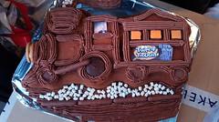Birthday Cake! (Capt' Gorgeous) Tags: bristol birthday party 60