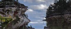 mirroring of a dream landscape (gormjarl) Tags: blindleia høvåg lillesand norway cost