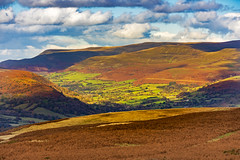 Rhinagoll Valley, Brecon Beacons National Park (JackPeasePhotography) Tags: brecon beacons wales national park mountains uk autumn valley nikon d7200