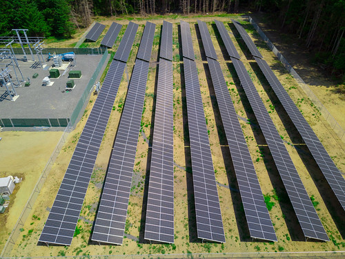 aerial solar only