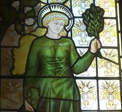 [69057] Birmingham : BM&AG - Four Seasons (Budby) Tags: birmingham westmidlands artgallery museum stainedglass window preraphaelite