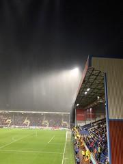 It's grim up north! (David JP64) Tags: turf moor rain football soccer burnley lancashire